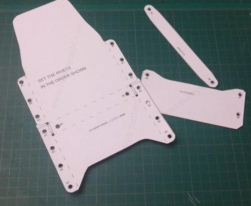 打印模板和跟踪。