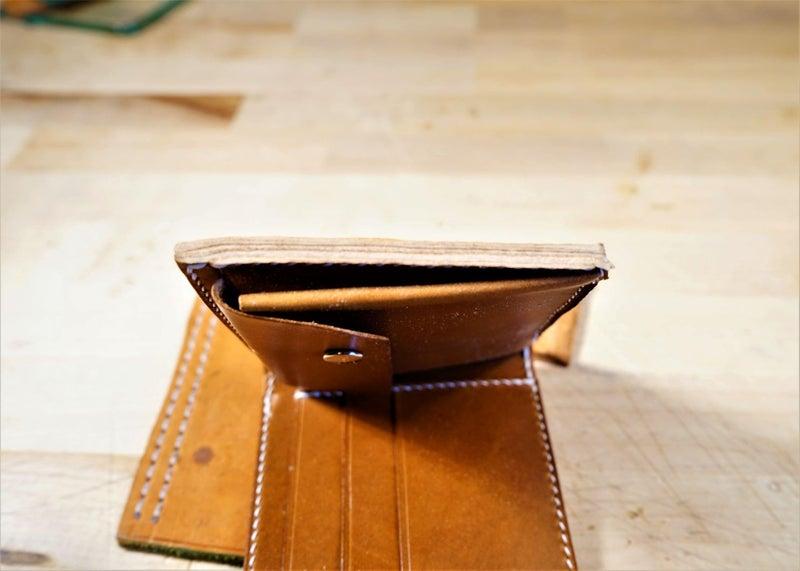 零钱短夹包(图纸)手工皮具制作教程-82