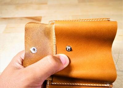 零钱短夹包(图纸)手工皮具制作教程-77