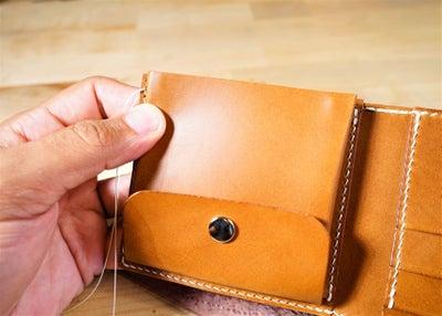 零钱短夹包(图纸)手工皮具制作教程-78