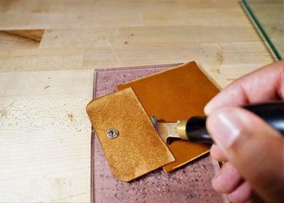 零钱短夹包(图纸)手工皮具制作教程-54