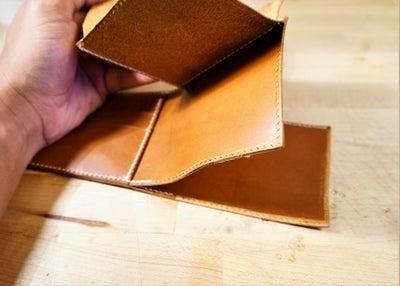 零钱短夹包(图纸)手工皮具制作教程-75