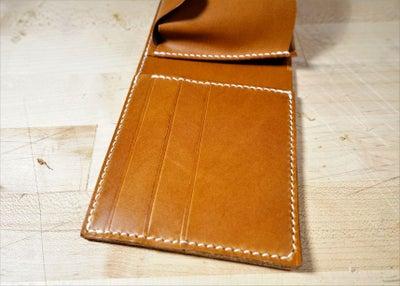 零钱短夹包(图纸)手工皮具制作教程-67