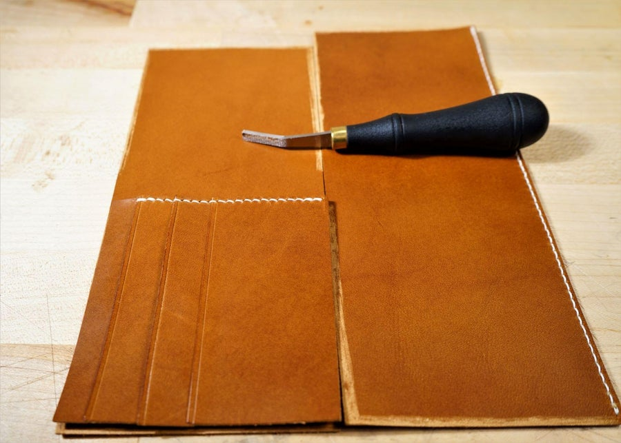 零钱短夹包(图纸)手工皮具制作教程-44