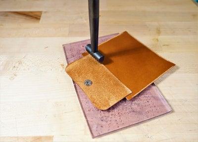 零钱短夹包(图纸)手工皮具制作教程-55