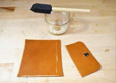 零钱短夹包(图纸)手工皮具制作教程-53