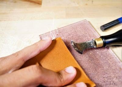 零钱短夹包(图纸)手工皮具制作教程-79