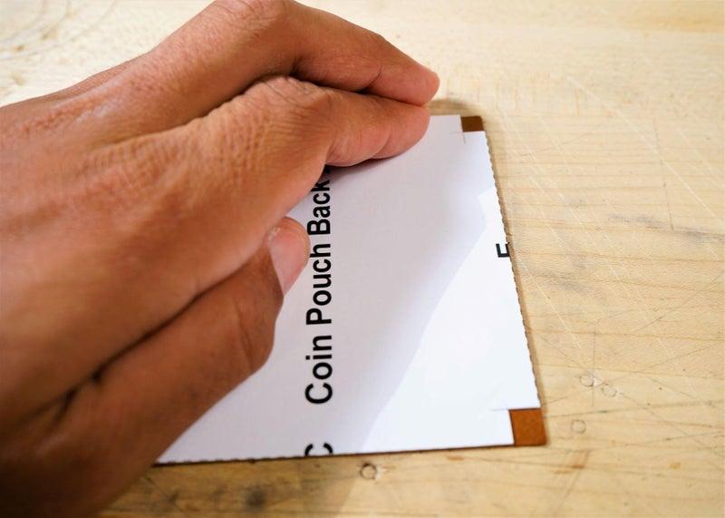 零钱短夹包(图纸)手工皮具制作教程-48
