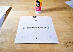 零钱短夹包(图纸)手工皮具制作教程-3