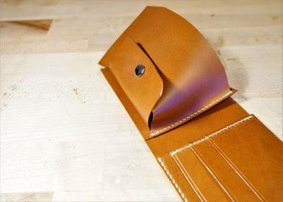 零钱短夹包(图纸)手工皮具制作教程-62