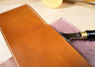 零钱短夹包(图纸)手工皮具制作教程-73
