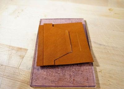 零钱短夹包(图纸)手工皮具制作教程-33