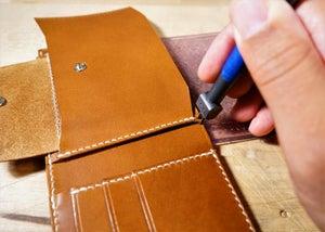 零钱短夹包(图纸)手工皮具制作教程-72