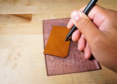 零钱短夹包(图纸)手工皮具制作教程-50