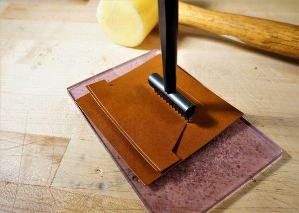 零钱短夹包(图纸)手工皮具制作教程-35