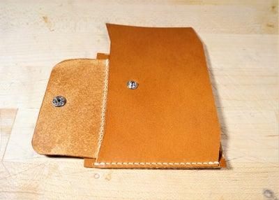零钱短夹包(图纸)手工皮具制作教程-58
