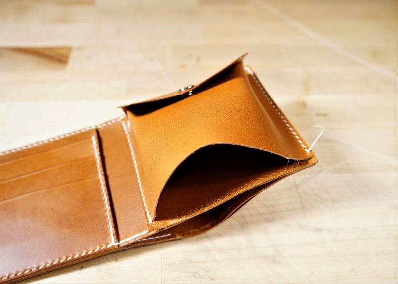 零钱短夹包(图纸)手工皮具制作教程-76