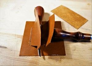 零钱短夹包(图纸)手工皮具制作教程-38