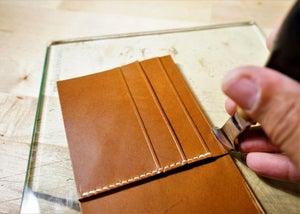 零钱短夹包(图纸)手工皮具制作教程-45