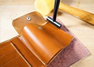 零钱短夹包(图纸)手工皮具制作教程-70