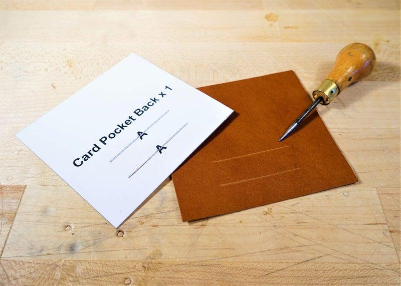 零钱短夹包(图纸)手工皮具制作教程-29