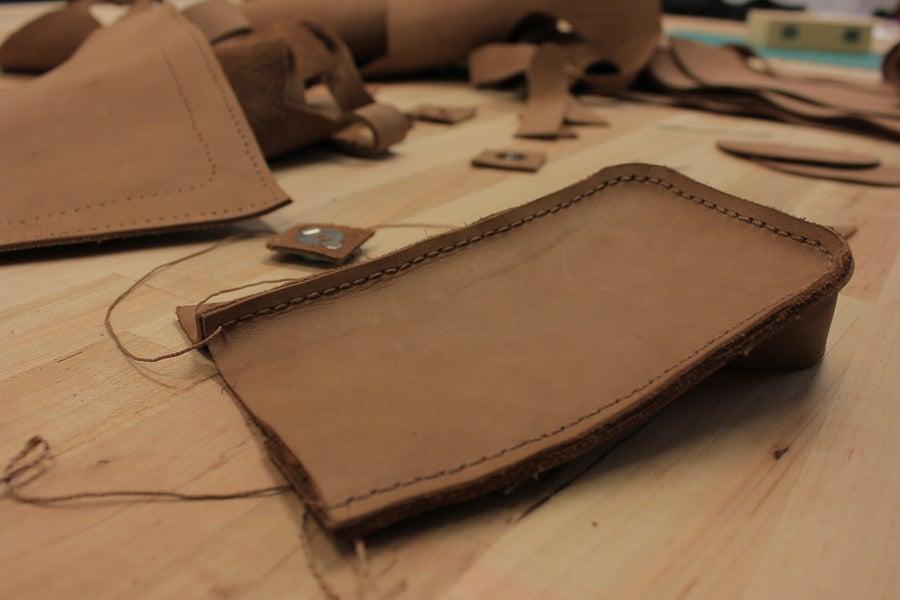 旅行背包手工皮具(图纸)-32