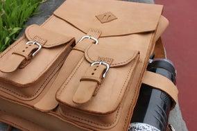 旅行背包手工皮具(图纸)-45